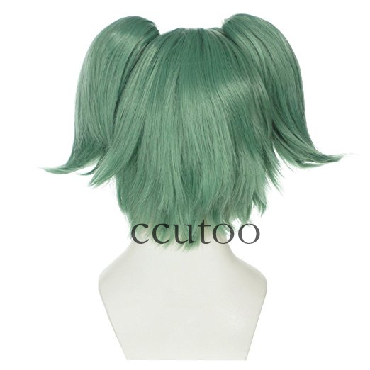 High Quality hair green