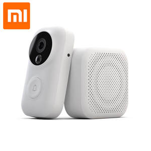 Xiaomi Doorbell-Set Intercom Ai-Face Identification 720P Video Free-Cloud-Storage IR