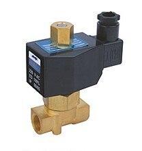 5 шт. AC220V PT1/8 ''Порты и разъёмы подключение 2 позиции 2 Way электромагнитный клапан для воды из латуни в разобранном виде DIN катушки
