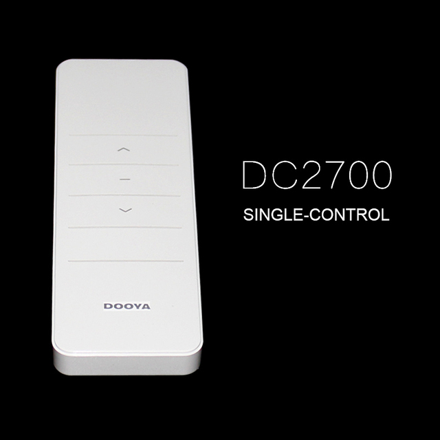 Dooya Single/15-Channel Single-Control Emitter DC2700/DC2702 5-Channel Double-Control Time Remote Control Transmitter