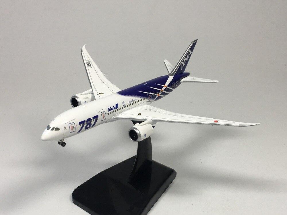 ホーガン1:500全日空ボーイングb787 8 JA801Aドリームライナーダイキャスト模型飛行機  グループ上の おもちゃ & ホビー からの ダイキャスト & 車のオモチャ の中 1