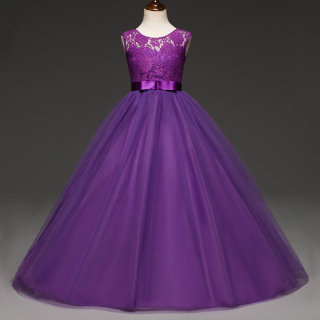 Purple Dresses for a Party