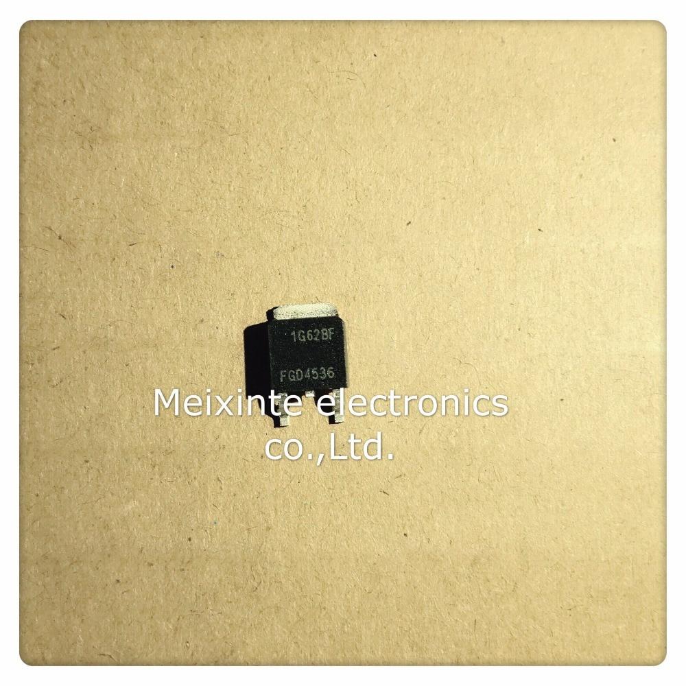 20 шт./лот FGD4536TM FGD4536 IGBT TO-252 Оригинал аутентичный