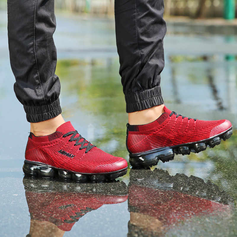 best website b0b1a f518c ... 2019 New Air Vapormax 2 Max Running Shoes For Men Women Original  Breathable Shoes Air Cushion ...