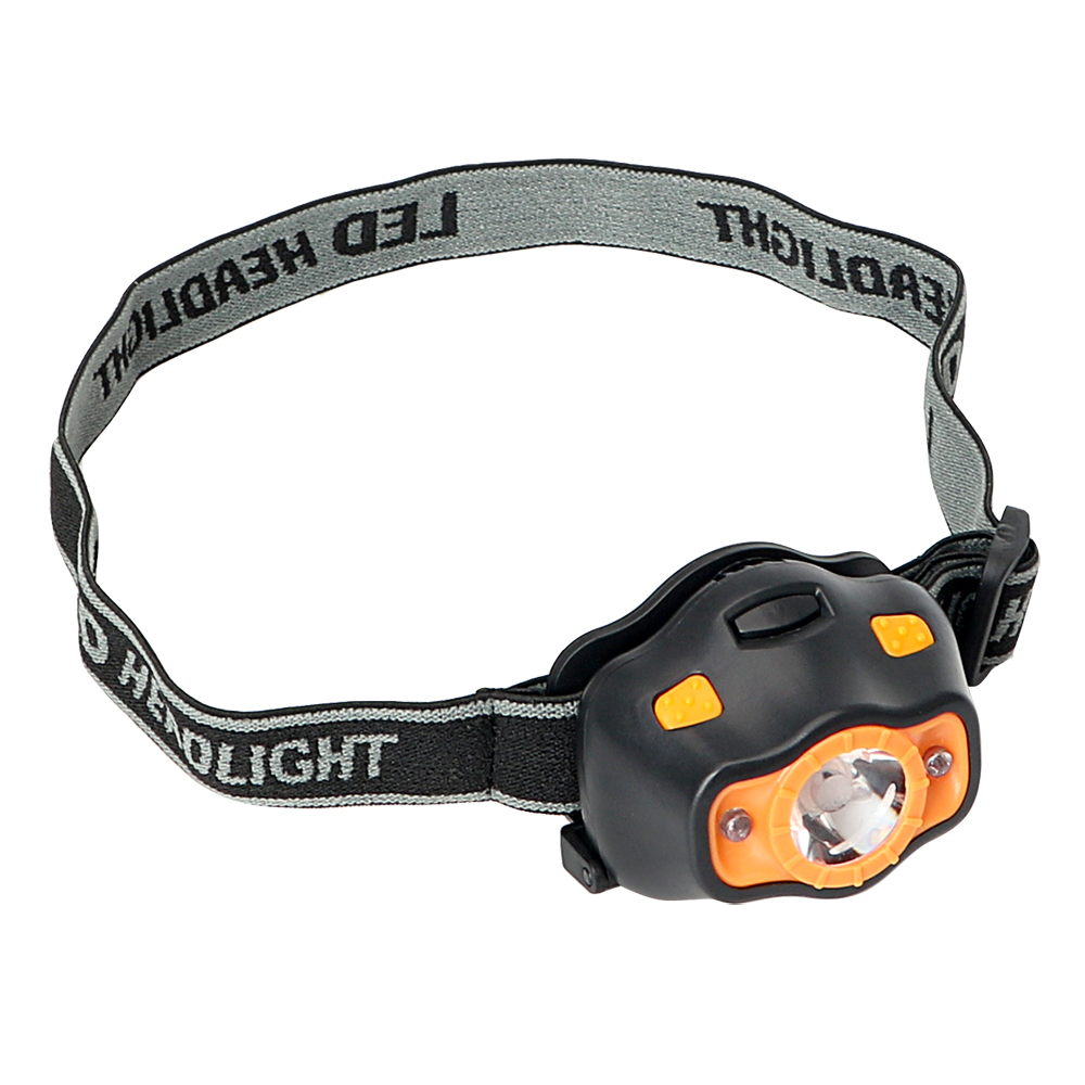 Headlight For Outdoor Activities Emergency Light Portable Lighting 5 Modes LED Headlamps