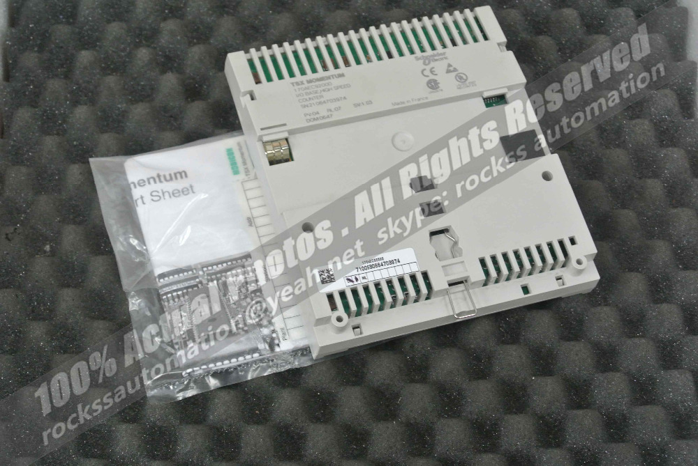 Brand New 170AEC92000 PLC Moudle With Free DHL / EMS dhl ems brand new for sch neider telemecanique new xck j10511h29c limit switch plc free ship