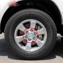 4 шт. крышка крышки обода ступицы колеса сплава для Toyota Land Cruiser 120 2007-2013 Prado 2700/4000 4.0L TY-088