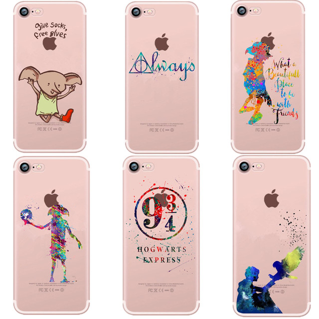 coque iphone 6 harry potter dobby