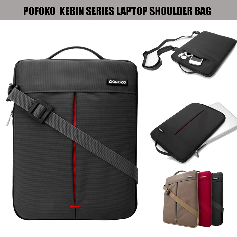 11 12 13 inch Laptop Bags Casual Travel Notebook bag crossbody shoulder messenger computer sleeve case