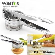 Edelstahl Kartoffelpresse Masher Obst Gemüse Press Entsafter Crusher Squeezer Einfache Reinigung Haushalt Küche Kochen Werkzeuge