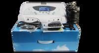 2018 Горячие здравоохранения стопы Негативные ионной стопы Детокс ванна для ног машины очищения тела ion detox Электрический Уход за ногами инст
