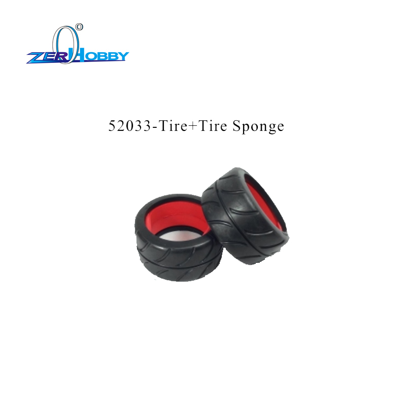 HSP RC CAR TOYS PARTS ACCESSORIES RUBBER TIRES 52033 FOR HSP 1/5 ON ROAD REMOTE CONTROL GAS CAR 94052 спот 52033 17 10 massive