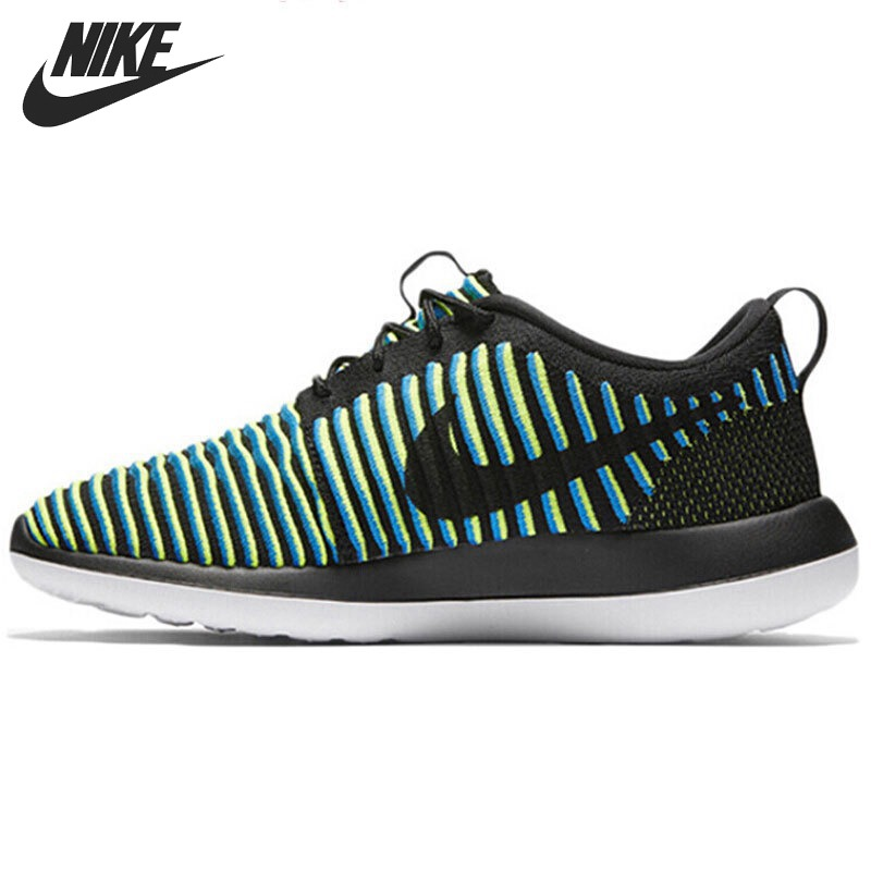 pretty nice f39c3 53957 Online Shop Original New Arrival NIKE ROSHE TWO FLYKNIT Women s Running  Shoes Sneakers   Aliexpress Mobile