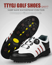 High quality men golf shoes men spring and autumn breathable men shoes  Professional training shoes