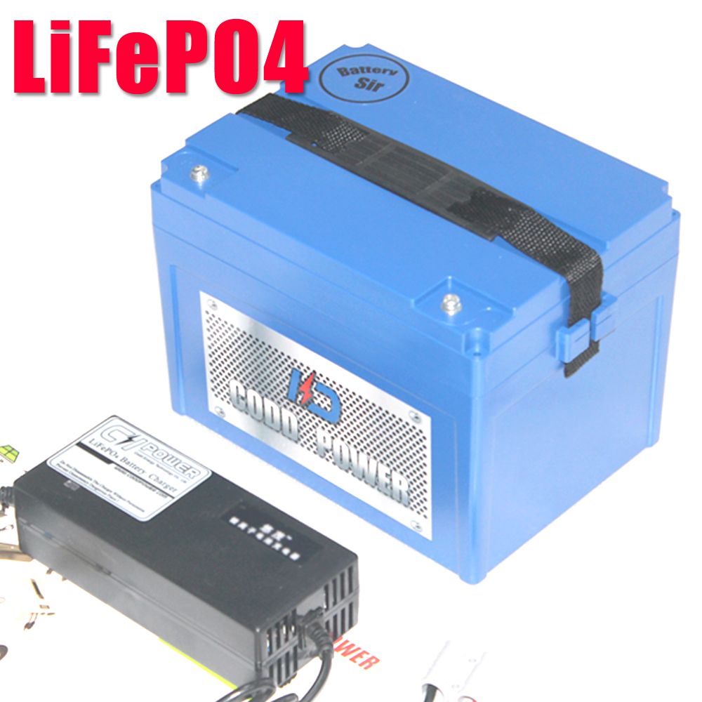 48V LiFePO4 Electric bike Battery Pack 2000time Super Power 48V 20AH 3.2V Cells