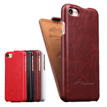 Crazy Horse pattern Heat setting For iphone 7 8 Luxury Fashion PU Leather Flip case cover For iphone 7 8 Mobile phone Cases стоимость