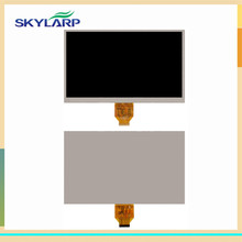 Skylarpu 10.1 pulgadas para KD101N7-40NB-A16 V0 FPC, KD101N7-40NB-A17 panel de visualización de la pantalla LCD de 40 pines (sin contacto)