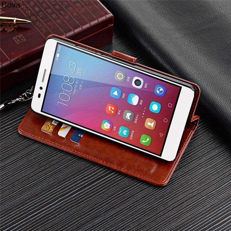 Fundas Huawei- ն հարգում է 5X քարտի համար - Բջջային հեռախոսի պարագաներ և պահեստամասեր - Լուսանկար 4