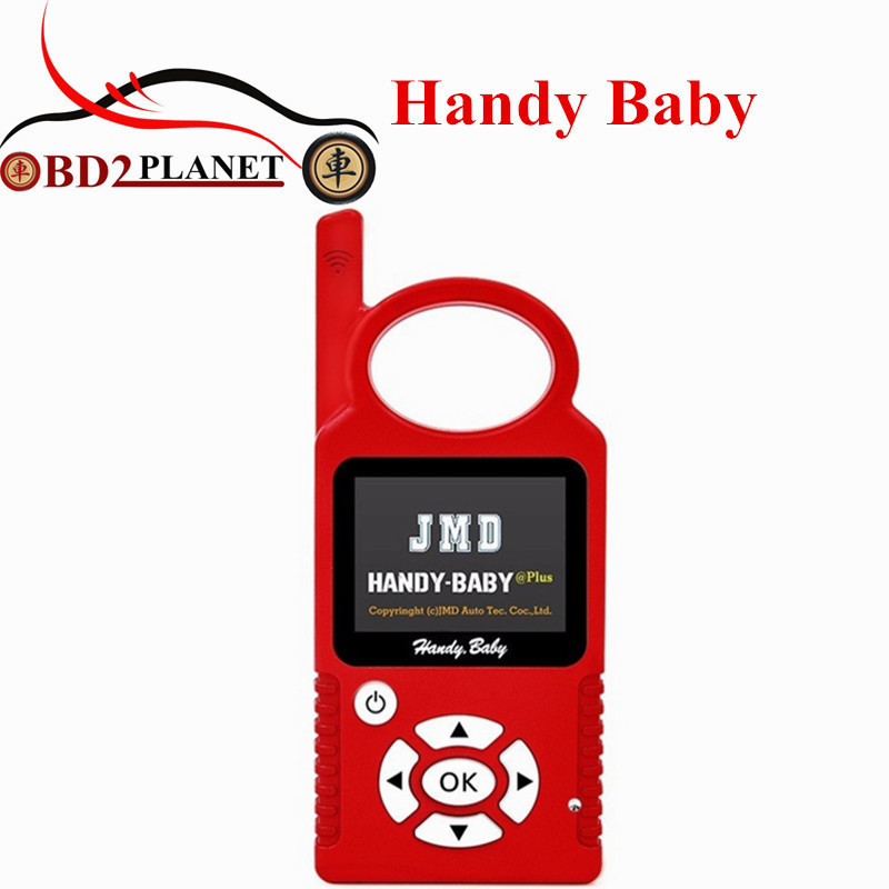 Handy Baby Key Programmer CBAY Hand-held Transponder Auto Key Programmer Machine For 4D/46/48 Chip Update Multi-languages Choice carcode 2016 top rated professional r270 for bmw cas4 bdm programmer auto key programmer r270 cas4 free shipping