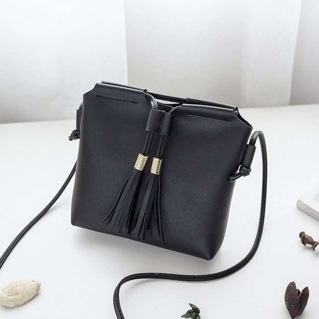 1Pc Solid Casual Bag Summer...