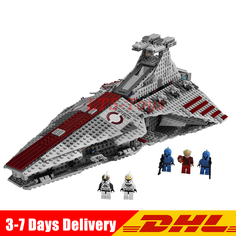 Lepin 05042 Star Series Wars The Republic Fight Cruiser Set Building Blocks Brick Toys for Children Compatible LegoINGLY 8039 lepin 1022pcs star series wars captain rex s at te building blocks brick lepin 05032 boys toys gift compatible legoingly 75157