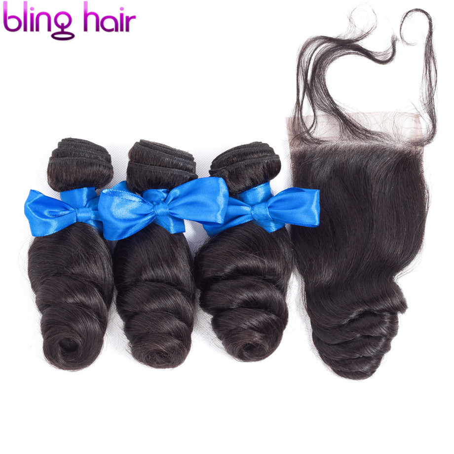 Sweetie Hair Afro Kinky Curly Lace Frontal With Bundles Brazilian Human Hair Weave Bundles with Lace