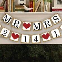 1 Подгонянный баннер с датой, сохранить дату, Свадебный знак, украшение для дня рождения, украшения, принадлежности, флаг
