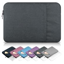 14 inç dizüstü bilgisayar kol çantası durumda Dell Lenovo Asus Acer HP 15 13.3 14 15.6 dizüstü bilgisayar kol çantası iPad pro 12 için 9 2020