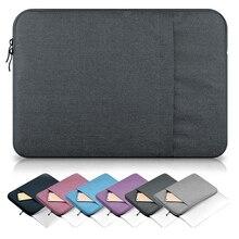 14 inch Laptop Sleeve bag Case for Dell Lenovo Asus Acer HP 15 13.3  14 15.6 laptop Sleeve Case bag for iPad pro 12 9 case 2020