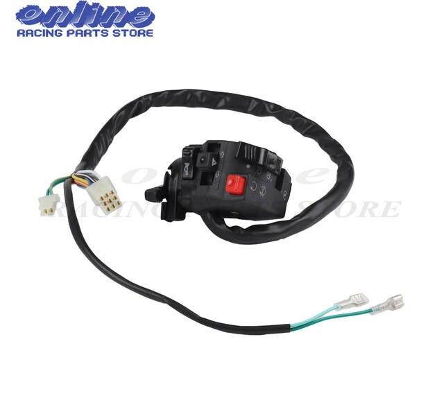 tao tao 110 atv wiring 13 wires 5 function switch with choke lever for atv quad taotao  choke lever for atv quad taotao