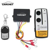 12V 12 Volt Wireless Remote Control Kit For Jeep Truck ATV Winch WINCH Dual Remote High
