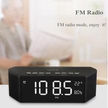 Smart Bluetooth Speaker Home Alarm Clock FM Radio