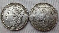 US Coins 1885-S Morgan Dollar copy Coins / Free Shipping