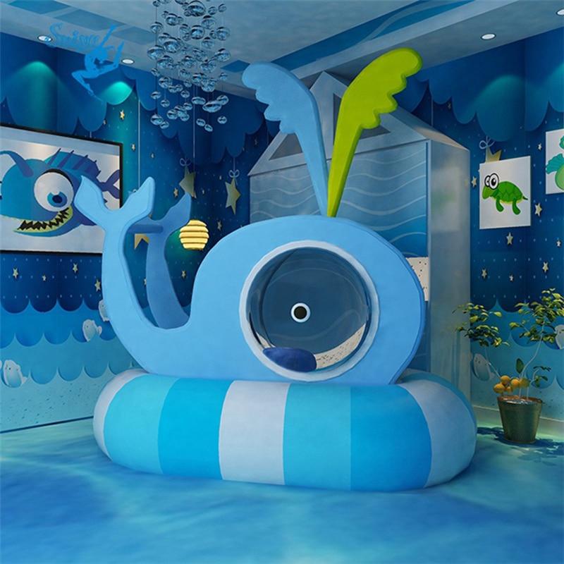 Personnalisé aire de jeux intérieure jouets gonflables