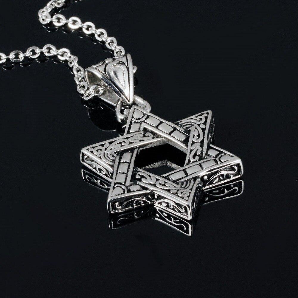 Colgante DE CUERO cadena cruz cruz cadenas de acero inoxidable remolques collar Cross nuevo