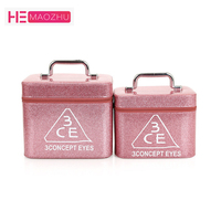 Ms Cosmetic Bag New Large Capacity Travel Portable Cosmetic Case Portable PU Professional Cosmetic Storage Bag Makeup Up Case