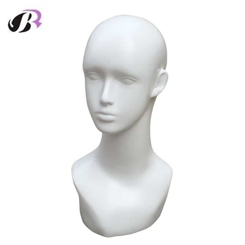Besplatna dostava Muški gladak maneken glava model perika / šešir - Njega kose i styling - Foto 3