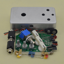 DIY Distortion metal pedal kit true bypass Effects Electric Pedal instrumento musical FREE SHIPPING