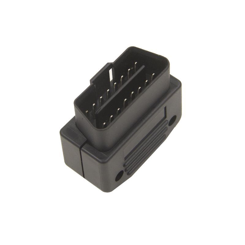 Car Diagnostic Cables & Connectors OBD Male Plug OBD2 16Pin Connector OBD II Adaptor OBDII Connector цены онлайн