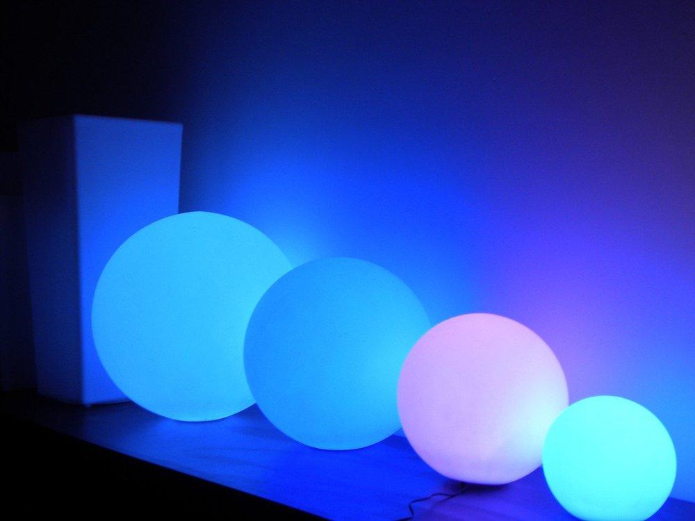 25cm Outdoor Led Light Up Illuminated Luminous Ball Bar Furniture Lighting On Aliexpress Alibaba Group