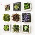 3d стереоскопический стены акт роль сельских стиль стены украшения висит гостиная стены акт роль ofing моделирование растения