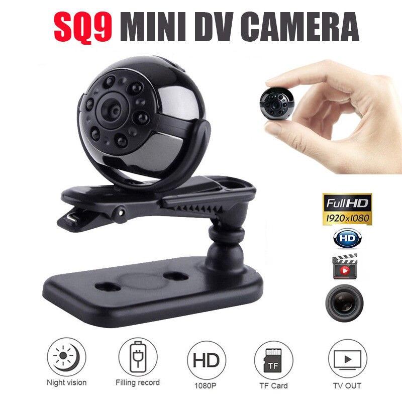 16G Card+SQ9 Full HD 1080P Mini DV Sports IR Night Vision DVR Video Camera16G Card+SQ9 Full HD 1080P Mini DV Sports IR Night Vision DVR Video Camera