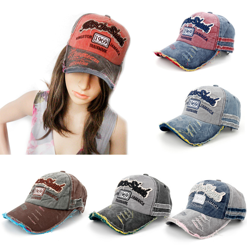 Spring Summer 1969   baseball     cap   Casual snapback hats casquette bone Washed cotton Fitted hat for men women hats&  caps