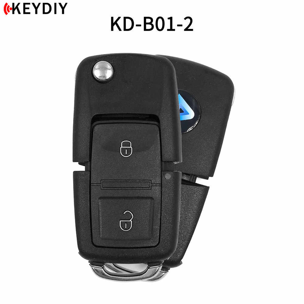 KEYDIY KD900 B Series Remote Control KD B01-2/2+1 for KD-X2 Key Programmer URG200 KD MINI Machine