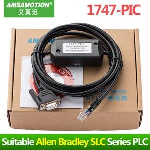 Image 2 - 1747 UIC Compatibel Allen Bradley Slc Serie Plc Downloaden Kabel 1747 Pic Usb Naar RS232/DH 485 Interface Converter USB 1747 PIC