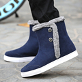 Free Shipping Winter Plus Velvet Women Snow Boots New Fashion Solid Women Boots Warm Wild Casual Shoes ST970