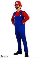 Cosplay Super Mario Bros Costume For Kids And Adults