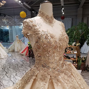 Image 2 - AIJINGYU robe de mariée près de moi, en Tulle, pas cher, petite taille, robe de mariée impériale, robe de mariée impériale, décontracté