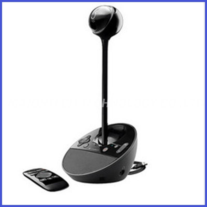 Original Logitech BCC950 Video ConferenceCam Webcam 30fps Full HD 1080P 30pfs UC UVC USB 2.0 Autofocus Zeiss lenses