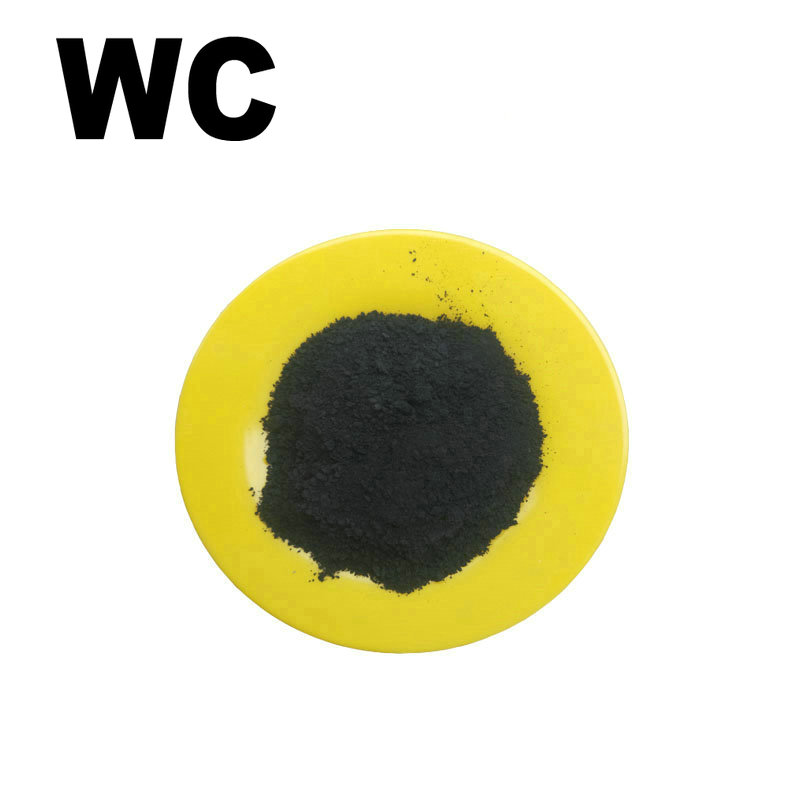 WC High Purity Powder 99.9% Tungsten Carbide For R&D Ultrafine Nano Powders About 1 Micro Meter CAS: 12070-12-1
